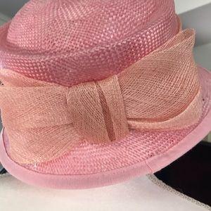 Accessories - Pink hat.